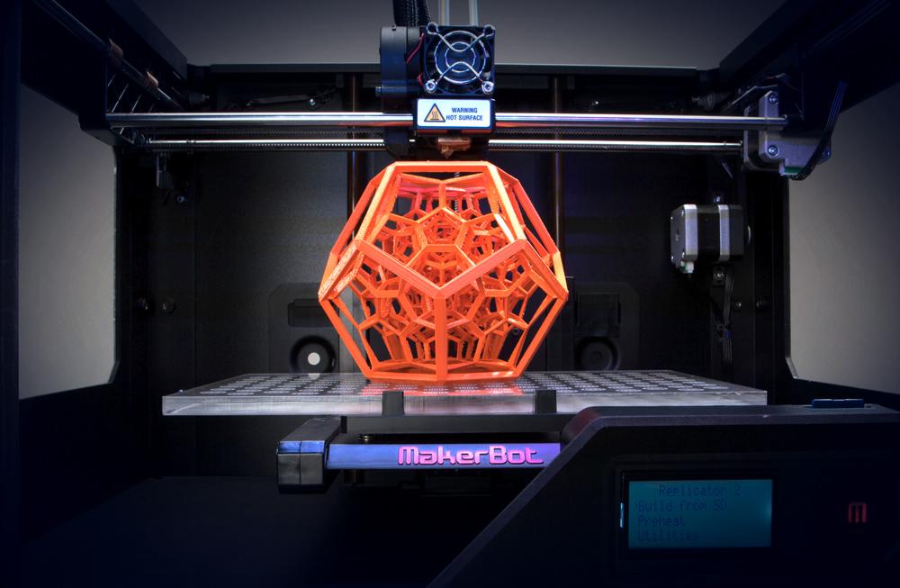 Nano Design Impressão 3D